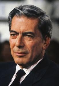 Mario Vargas Llosa cuando su novela La Ciudad y los Perros