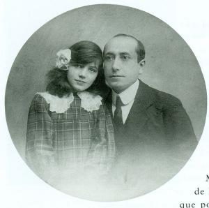Amado Nervo y Margarita