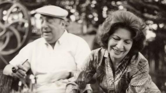 Pablo Neruda y Matilde Urrutia