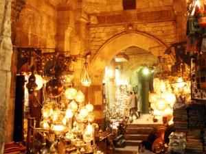 Khan-el-khalili-Bazar