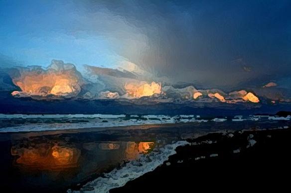 en-la-playa-al-anochecer-640x640x80