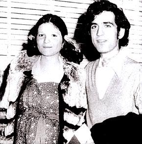 Marcelo Ariel y María Claudia