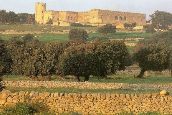 Castillo de Donnafugata