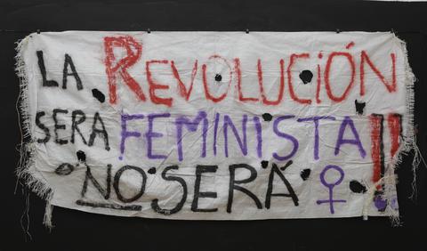 feministas actuales sinonimo de participan