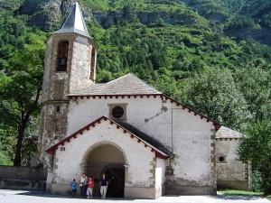 Iglesia de la Asunción. Siglo XII