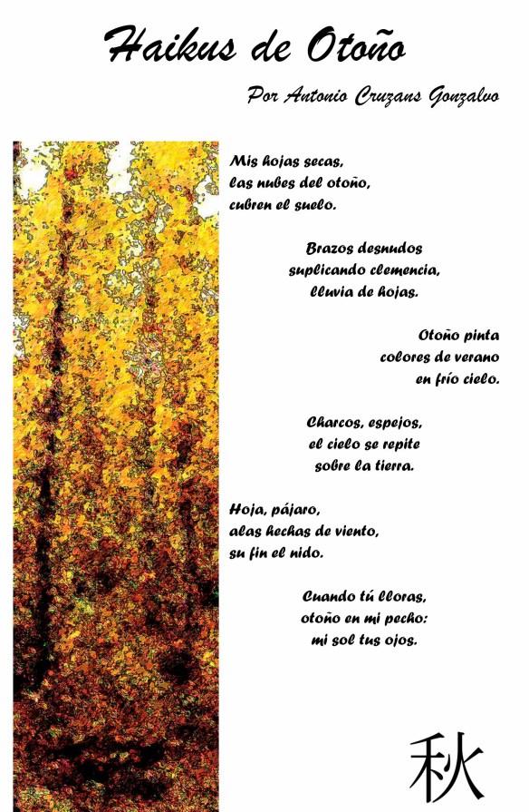 HAIKUS DE OTOÑO
